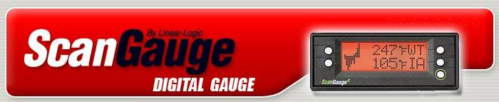 ScangaugeE Digital Gauges
