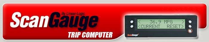 Scangauge Trip Computer