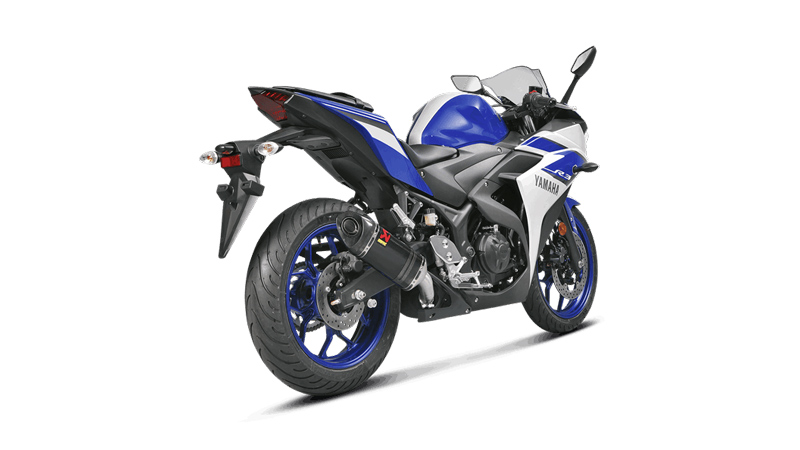 Akrapovic Slip-On Line Ca