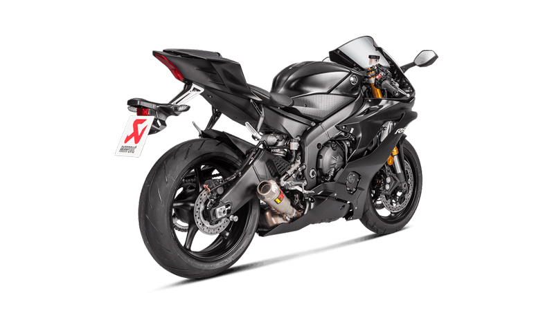 Akrapovic Slip-On Line Ro