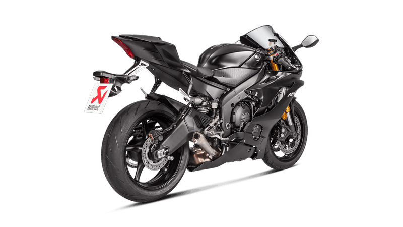 Akrapovic Slip-On Line Me