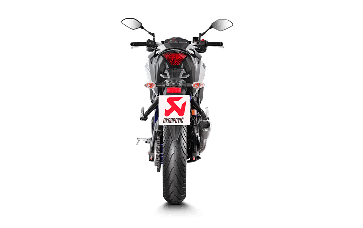 Akrapovic Slip-On Line Ti