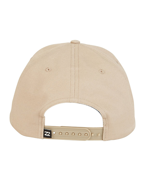 Plateau Snapback Cap For