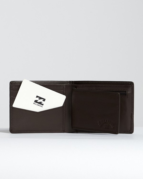 Men's Arch Leather Wallet