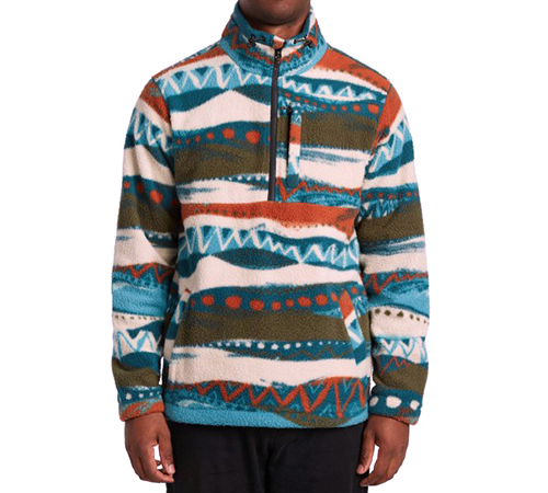 Men's Boundary Mock Neck