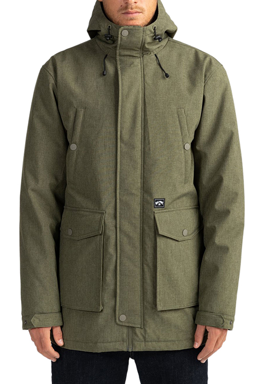 Men's Alves Parka Jacket