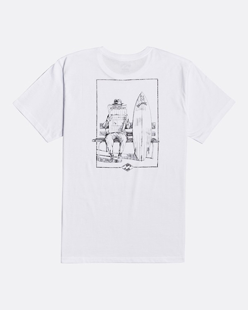 Men's Surf Report T-Shirt