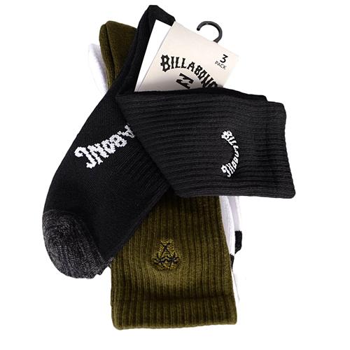 Men's Mixed Bag Crew Sock