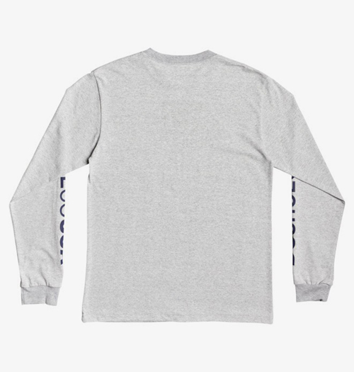 Square Star Long Sleeve T