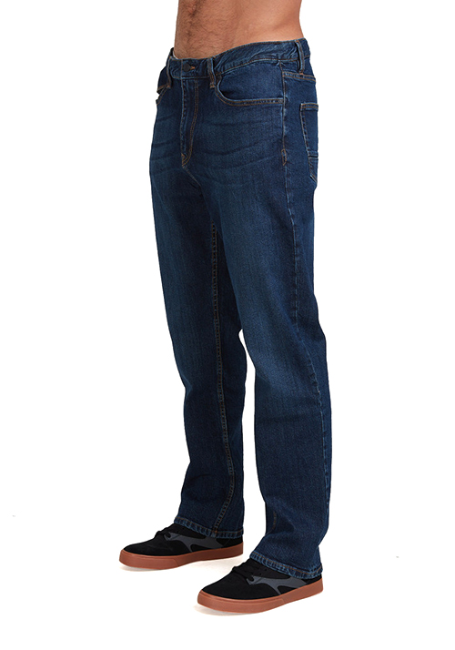 Worker Relaxed Fit Jeans