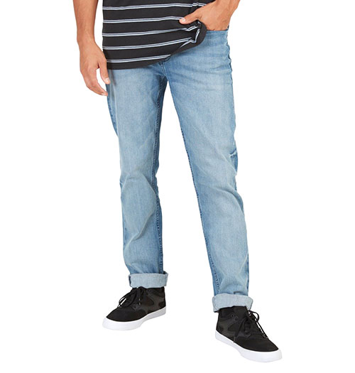 DC Worker Straight Fit Je