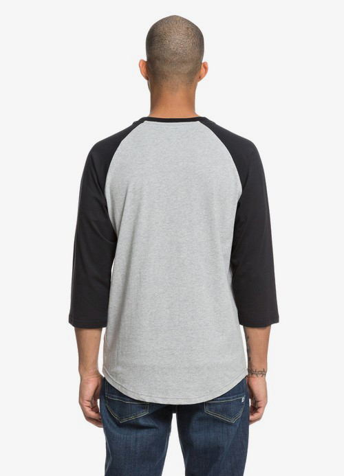 Men's Research 3/4 Raglan