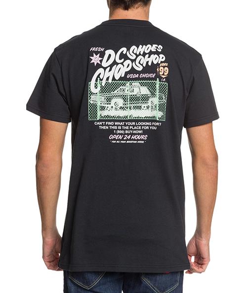 DC Chop Shop - T-Shirt fo