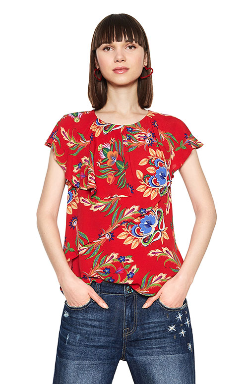 Women's Luxury Blouse