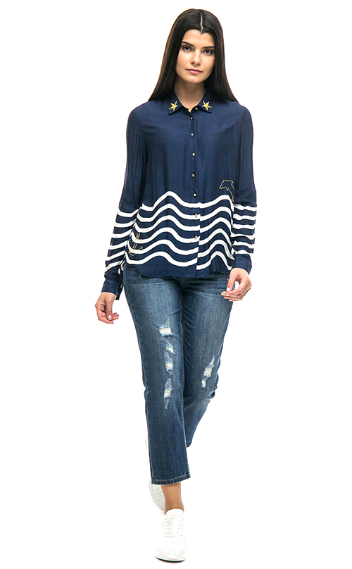 Women's Laurence Shirt