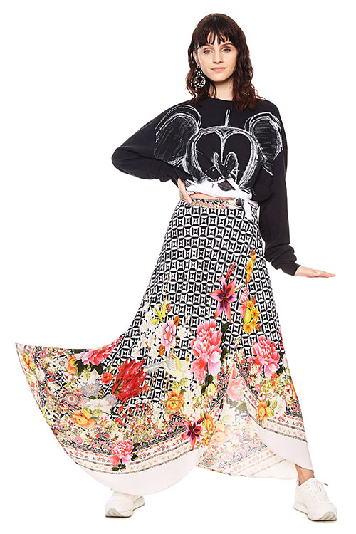 Women's Aqua Doce Skirt