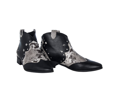 Women's Cowgirl  B&W Boot