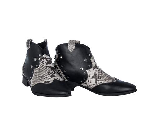 Women's Cowgirl  B&W Boot