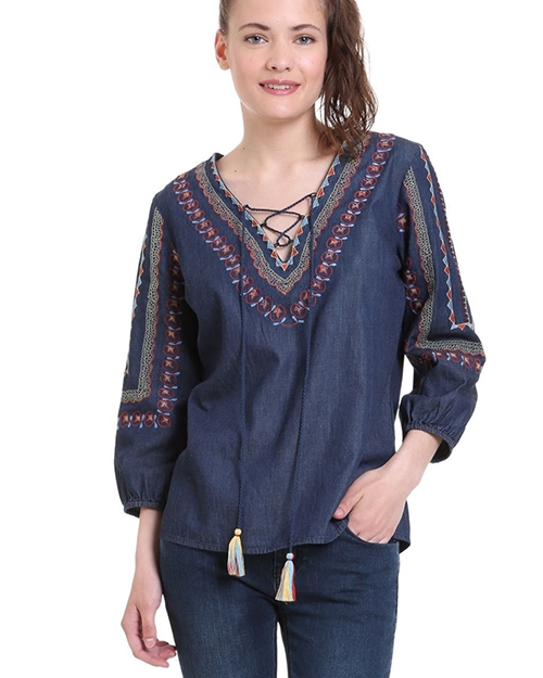 Blus Patty Women's Blouse