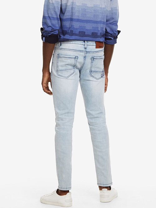 Men's Ares Denim Trousers