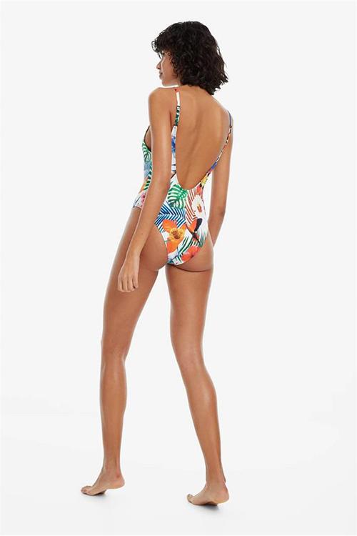 Tropic One Piece Swimwear