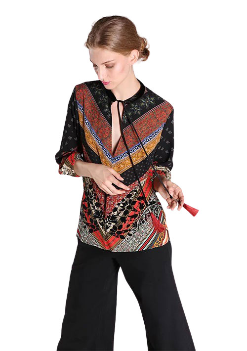 Women's Lucia Blouse