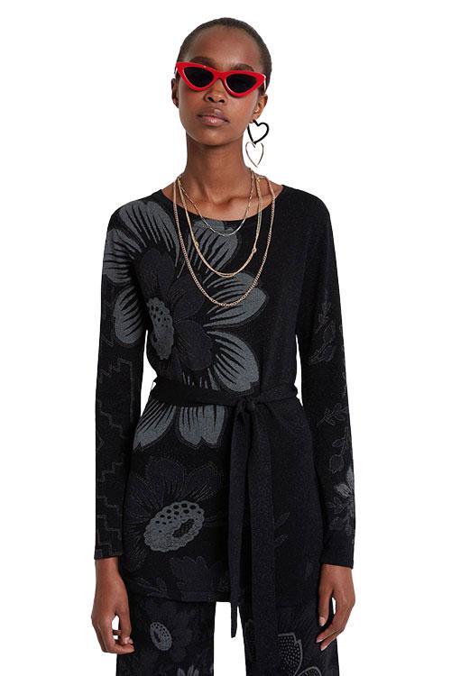 Women's Lua Knitted Blous