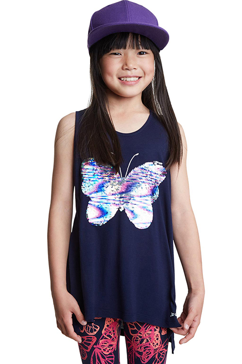 Girl's Mariposa Blouse