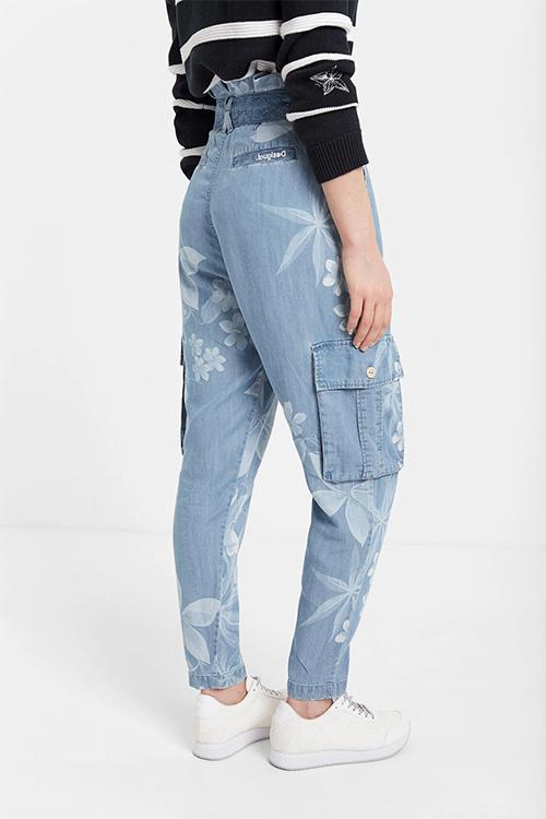 Women's Albiw Denim Pants