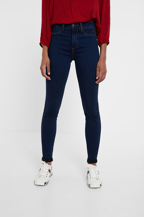 Women's Twoskin Denim Tro