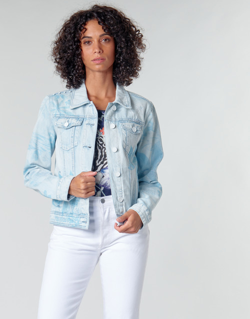 Women's Denim Jacket Whai