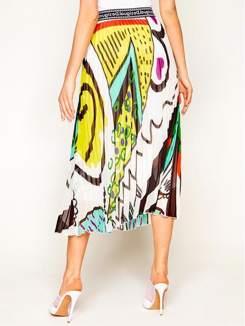Women's Arty Pleated Skir
