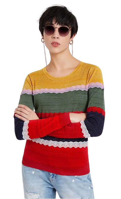 Women's Lucknow Knitted B