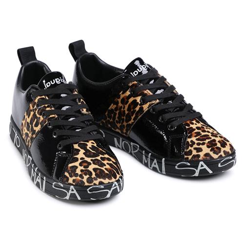 Women's Cosmic Leopard Sh