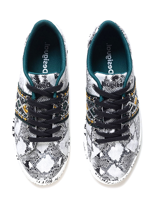 Women's Cosmic Snake Shoe