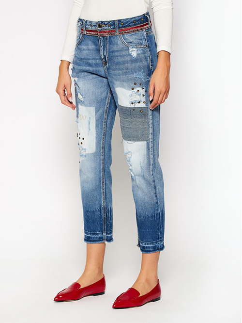 Women's West Denim Pants