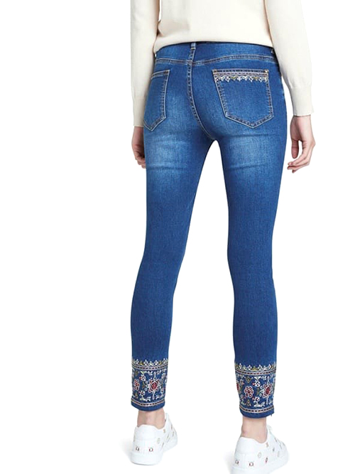 Women's Rous Denim Trouse