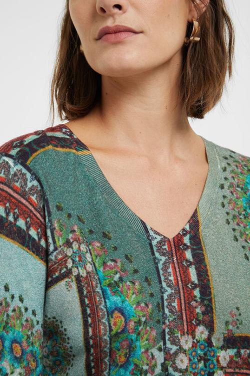 Women's Dundee Knit Blous