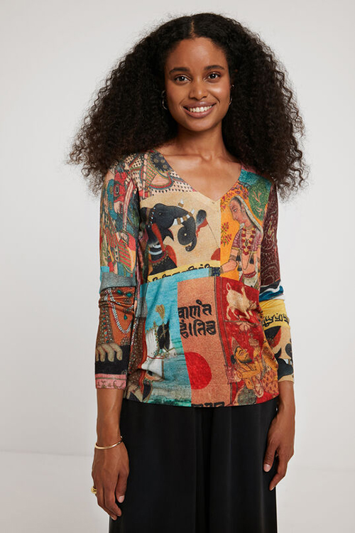 Women's Bucarest Blouse