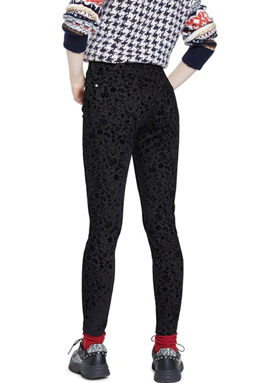 Women's Wallpaper Trouser