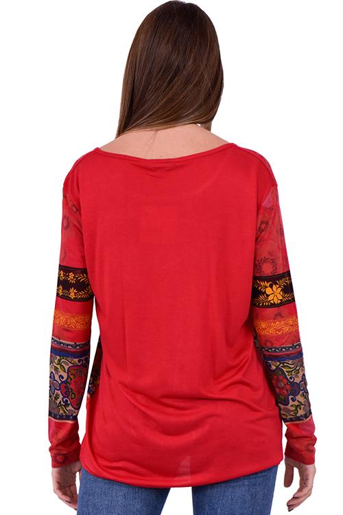 Women's Yess T-Shirt Blou