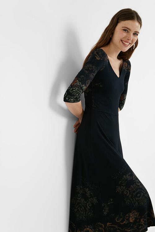 Women's Vest Vero Dress