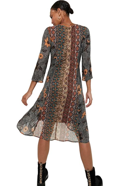 Women's Vest Pisa Dress
