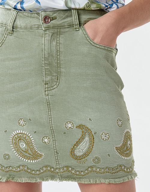 Desigual Women's Short Je