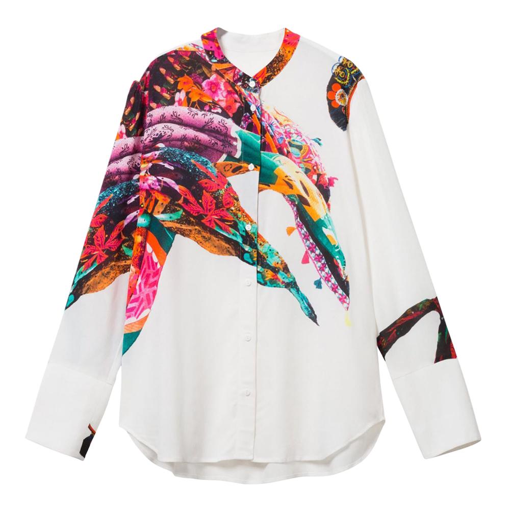 DesigualWomen'sPhokaraShortsleevedShirt