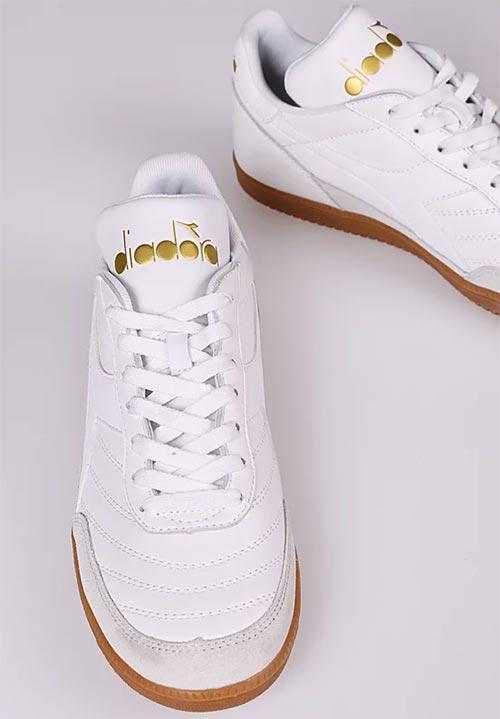 Men's Gold Indoor Sneaker