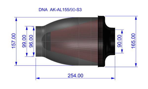 Universal DNA High Perfor