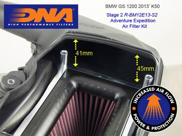 BMW R 1200GS K50 (13-18)