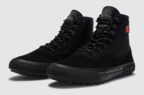 Men's Zanica Sued Am Boot