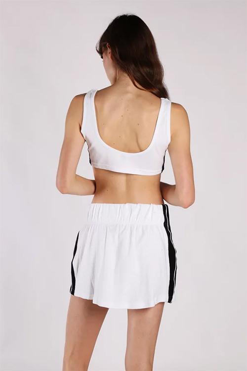 Women's Roxan Crop Vest T